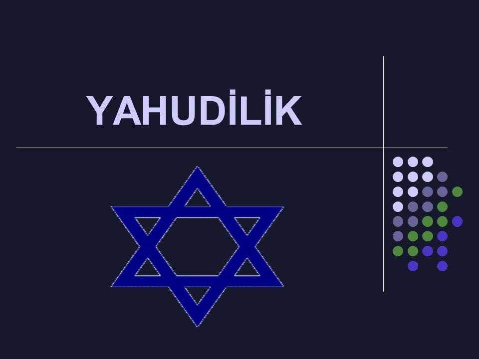 1- Yeni Yıl: Tişri ayının ilk günü Yahudilikte Yeni Yıl'dır.