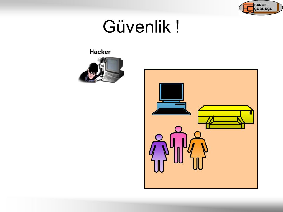 Hacker Güvenlik !