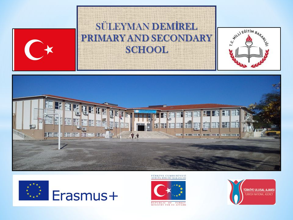 SÜLEYMAN DEM İ REL PRIMARY AND SECONDARY SCHOOL