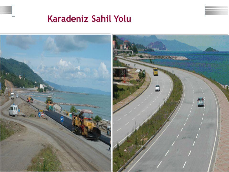 Strateji Geliştirme Başkanlığı Karadeniz Sahil Yolu ESKİ