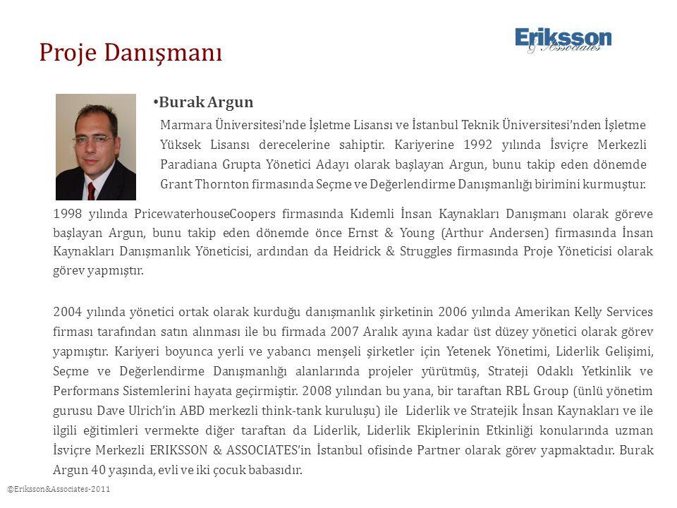 Proje Danışmanı Burak Argun Marmara Üniversitesi'nde İşletme Lisansı ve İstanbul Teknik Üniversitesi'nden İşletme Yüksek Lisansı derecelerine sahiptir.