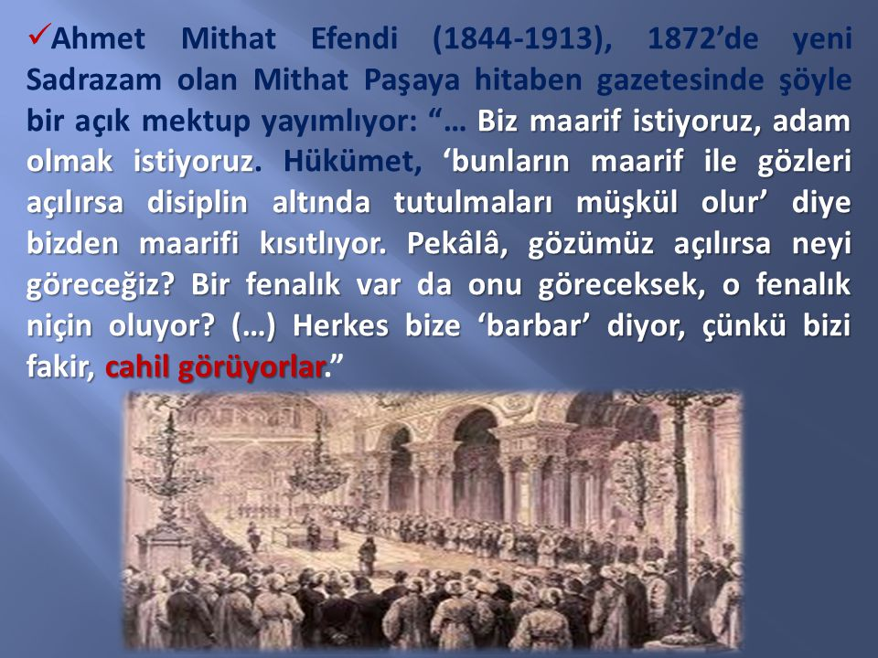 Türkiye Cumhuriyetinin sonsuza dek varlığını koruma; refahını sağlama; maddi ve manevi mutluluğuna katkıda bulunma bilinç ve sorumluluğunu taşımaktadır.