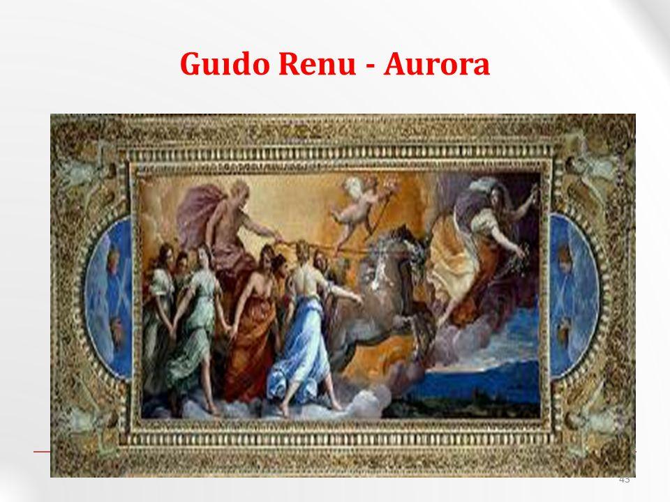 Guıdo Renu - Aurora 43