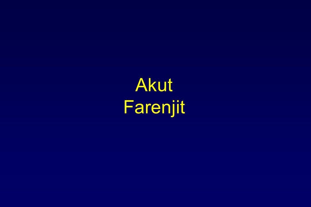 Akut Farenjit