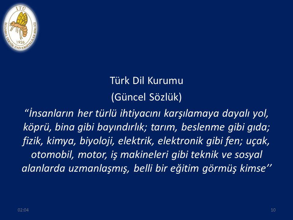 """Türk Dil Kurumu (Güncel Sözlük) """"İnsanların her türlü ihtiyacını karşılamaya dayalı yol, köprü, bina gibi bayındırlık; tarım, beslenme gibi gıda; fizi"""