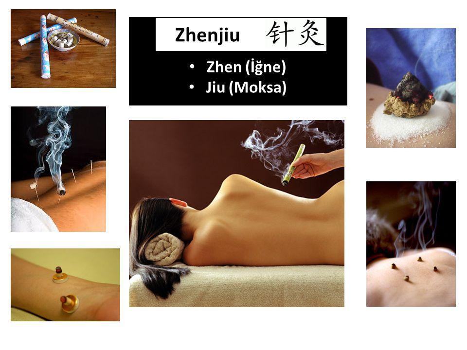Zhen (İğne) Jiu (Moksa) Zhenjiu