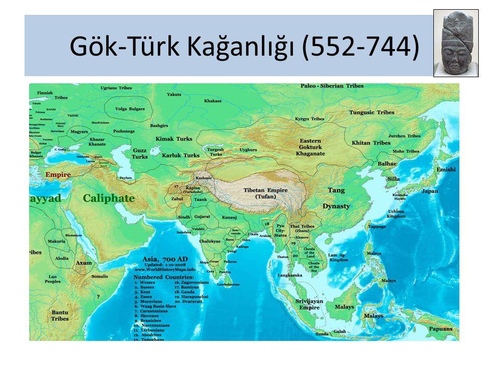 Gök-Türk Kağanlığı (552-744)