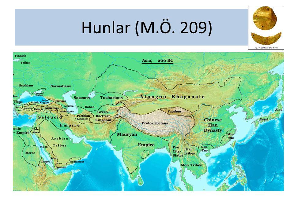 Hunlar (M.Ö. 209)