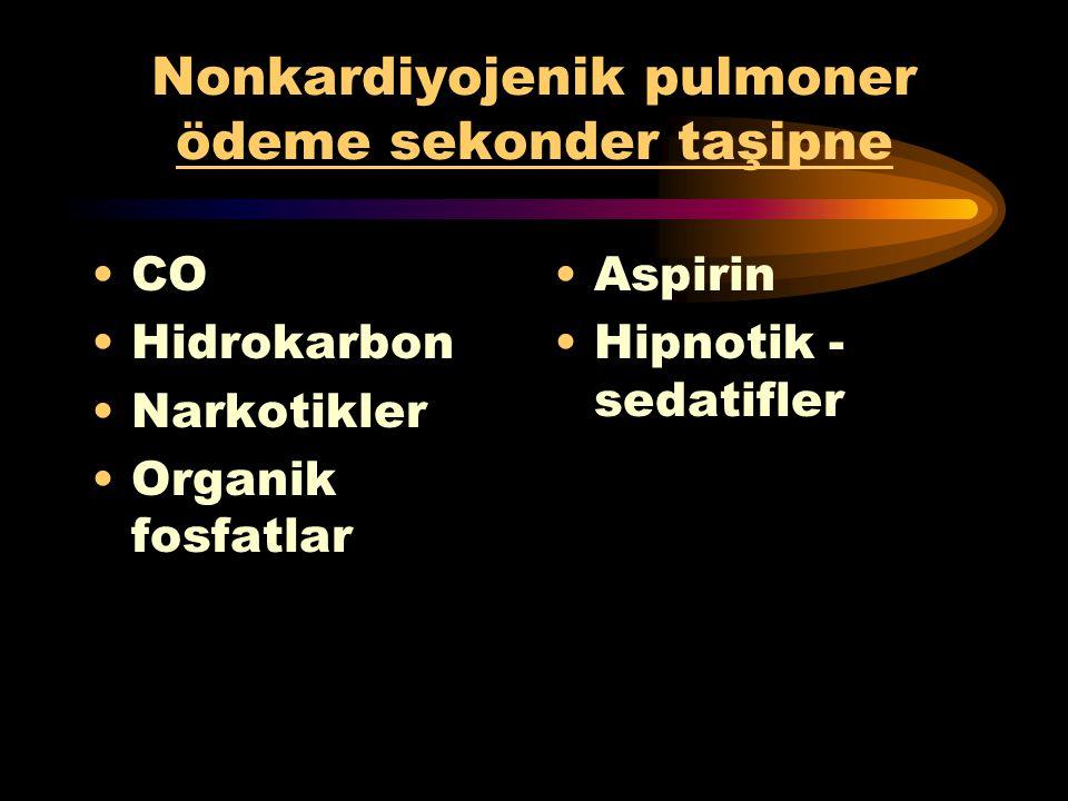 Metabolik asidoza sekonder taşipne Metanol Etanol Üremi Diabet Aspirin İzoniazid Paraldehit