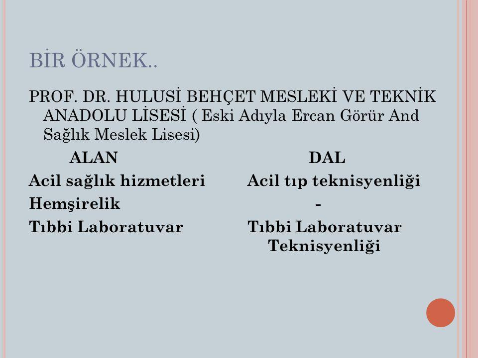 İstanbulda sağlık hizmetleri bölümü olan mesleki ve teknik liseler.docx