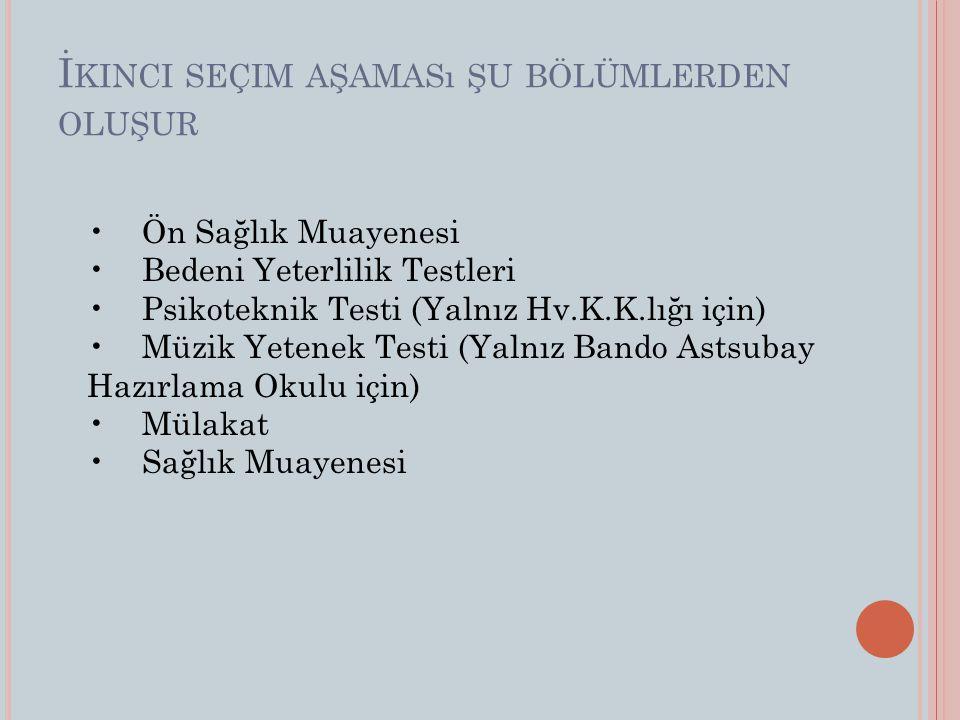 Sınavda uygulanacak test, ilköğretim düzeyinde olacaktır.