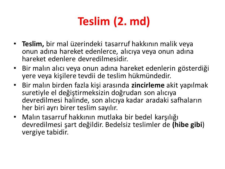Teslim (2.