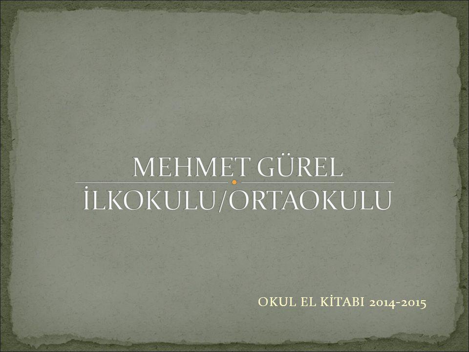 OKUL EL KİTABI 2014-2015