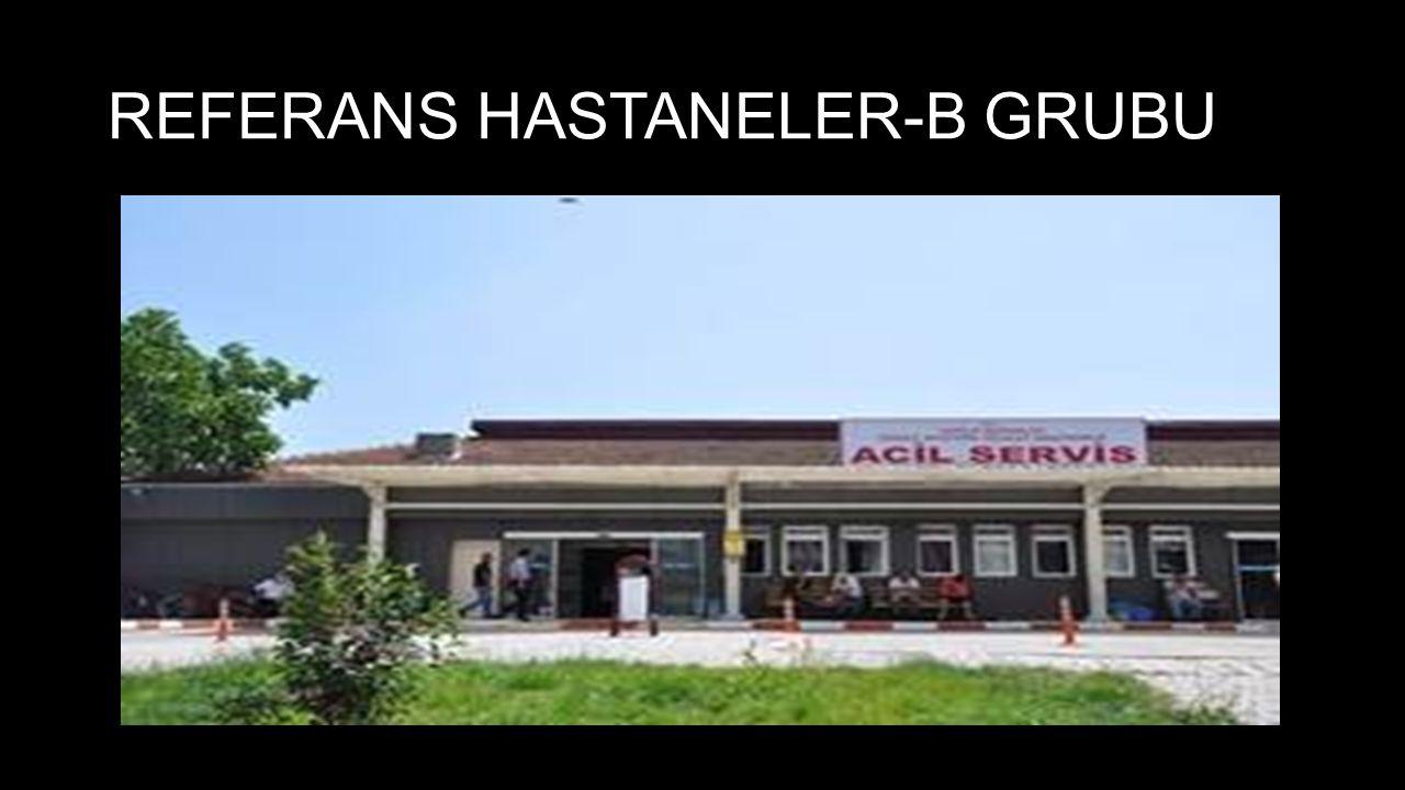 REFERANS HASTANELER-B GRUBU