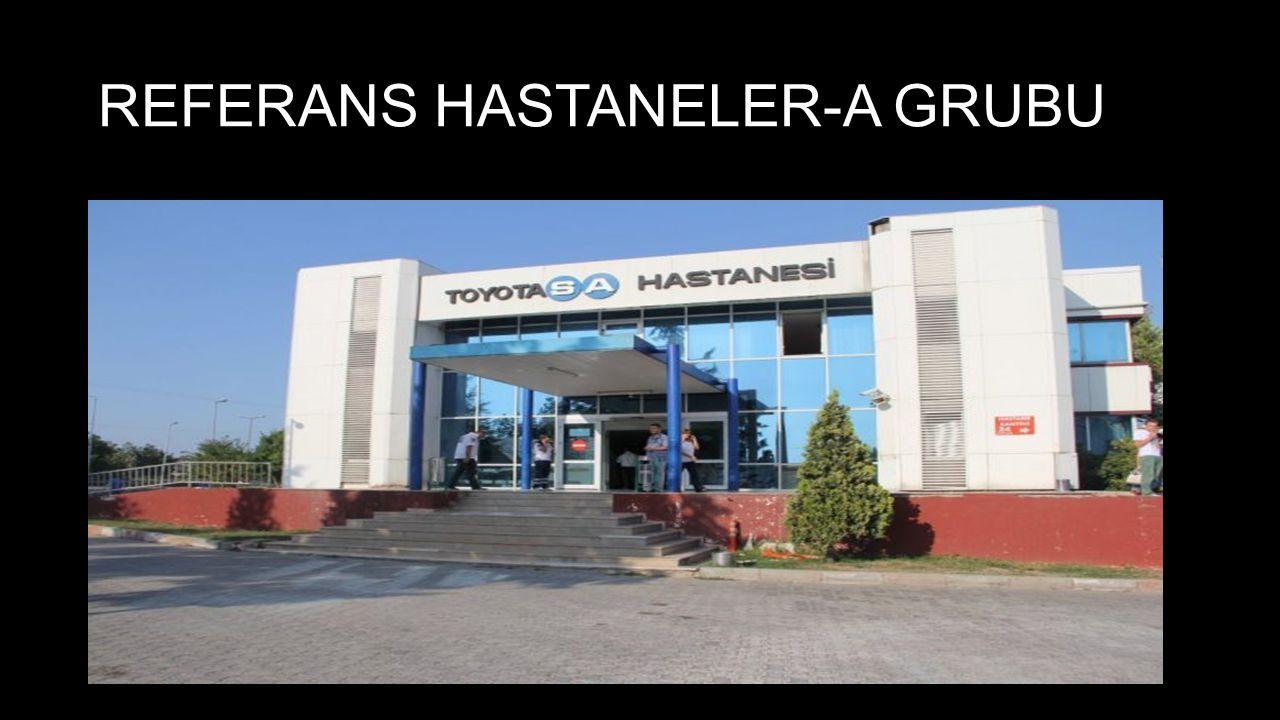 REFERANS HASTANELER-A GRUBU