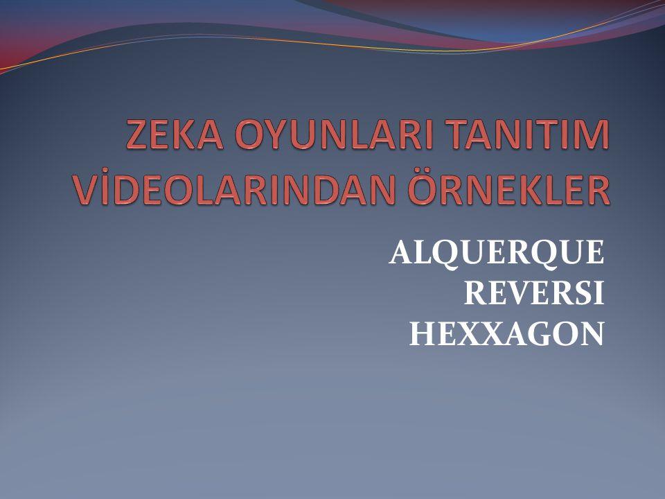 ALQUERQUE REVERSI HEXXAGON