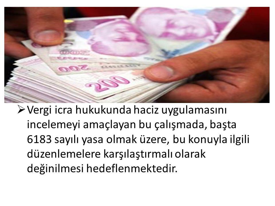 Öncelikle, takip konusu bir para alacağı olmalı ve bu alacak yapılan takip sonucunda kesinleşmiş olmalıdır.