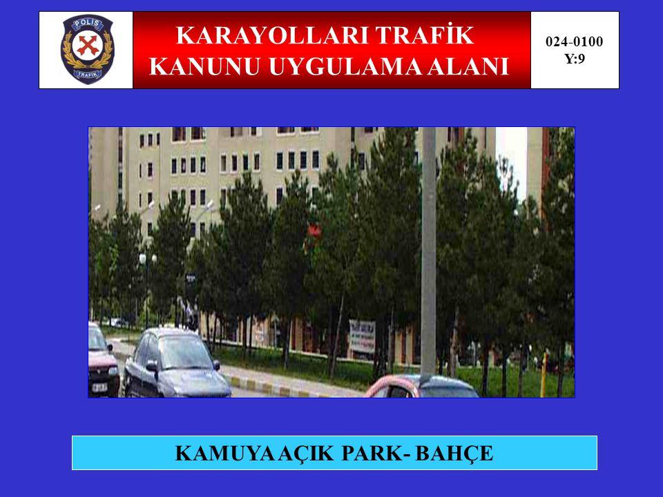 KONU İLE İLGİLİ TANIMLAR 024-0100 Y:8 MÜLK : Devlete, kamuya gerçek yada tüzel kişilere ait olan taşınmaz mallardır.