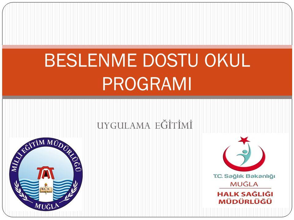 B.DESTEKLEYİCİ OKUL ÇEVRESİ OLUŞTURMA 19.