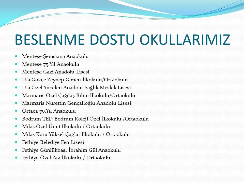 B.DESTEKLEYİCİ OKUL ÇEVRESİ OLUŞTURMA 5.