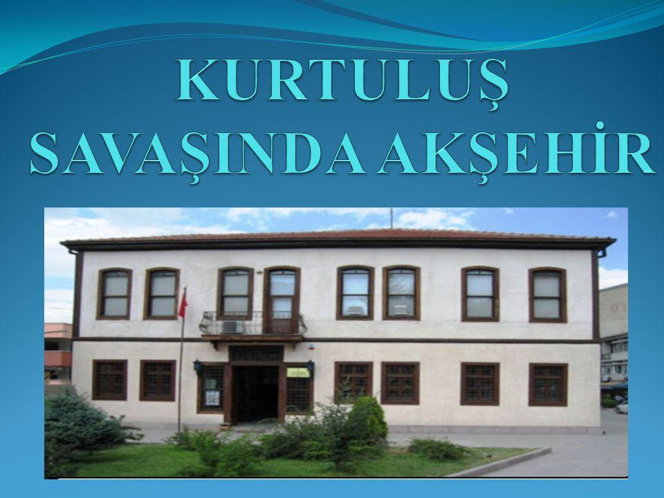 Anadolu'nun İşgali Mondros Mütarekesi'nin kabulü taraflarca 31 Kasım 1918 tarihinde resmen ilan edildi.600 yıllık büyük Türk Devleti devrini kapatıyordu.