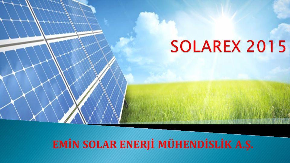 EMİN SOLAR ENERJİ MÜHENDİSLİK A.Ş.