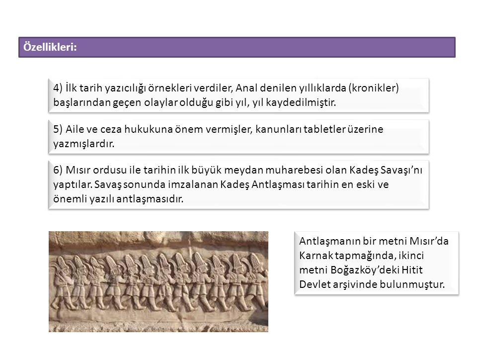 2) Tarihte bilinen ilk meclisi (Pankuş) kurdular.