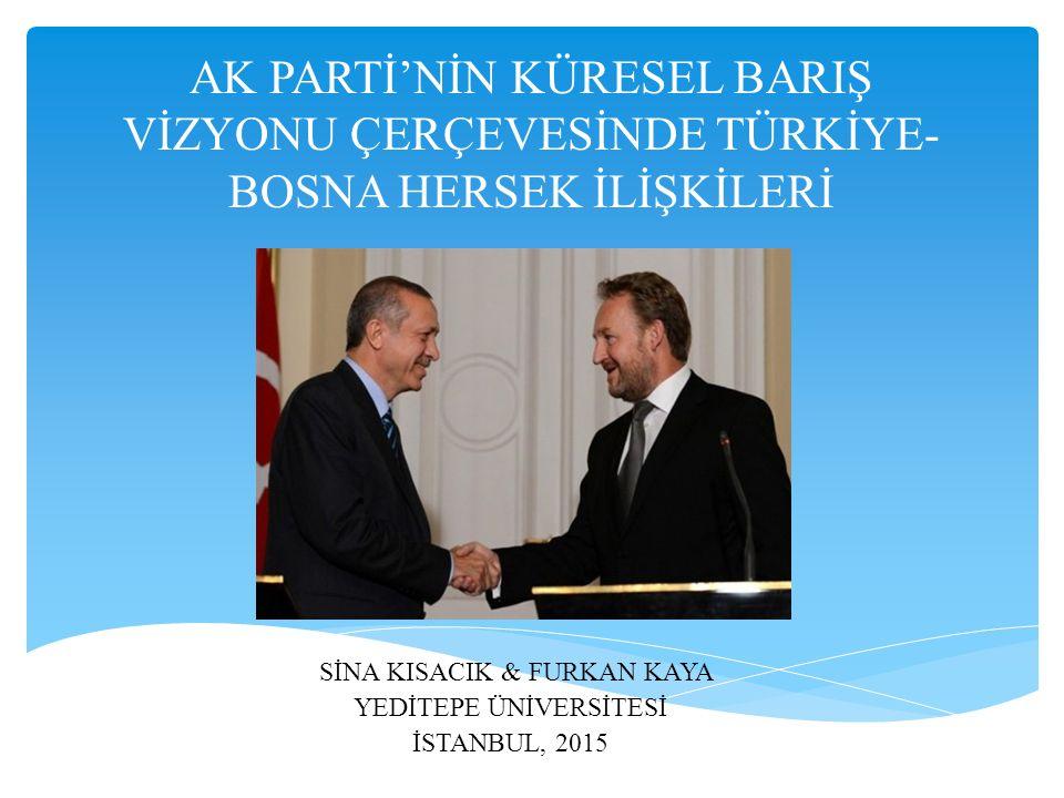  Bosna-Hersek bağımsız bir devlet olarak tanınmaktadır.
