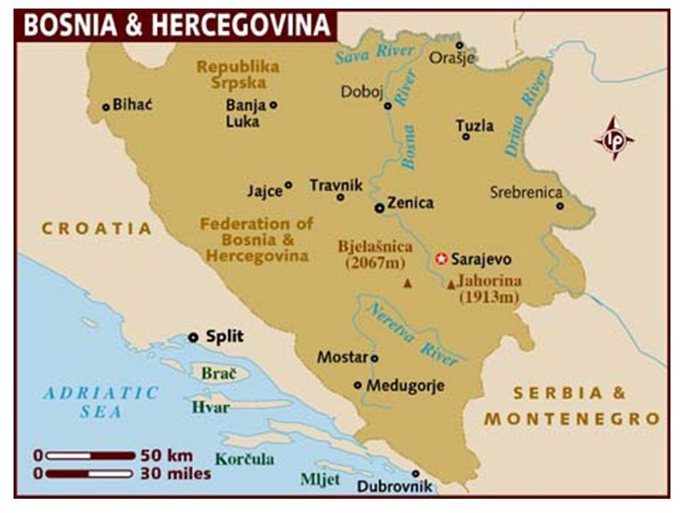  Türkiye'de 20 sene önce Bosna'yı kaç kişi bilirdi.