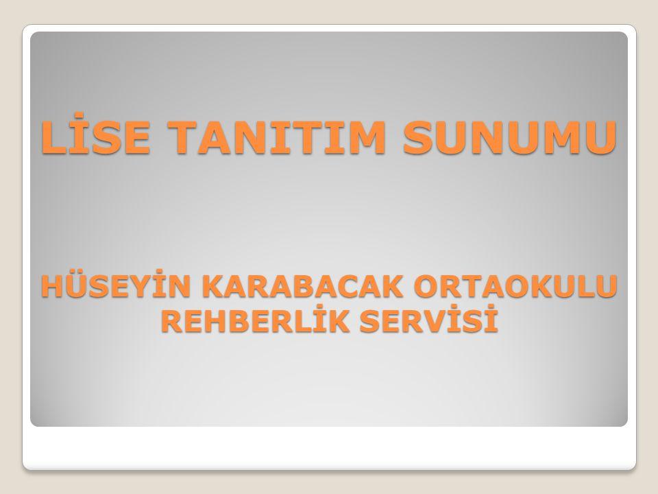 Şükrü Şankaya Anadolu Lisesi/Osmangazi Adres:Yunuseli M.