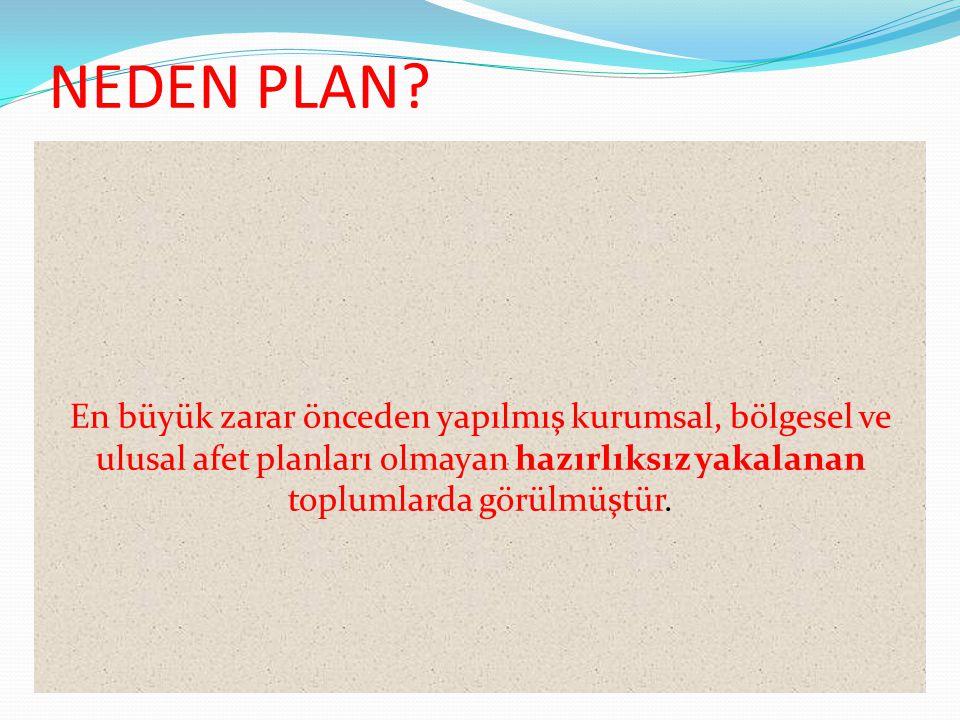 HAP'IN GÜNCELLENMESİ HAP yılda bir kez, hastane bünyesinde oluşturulacak, Plan Hazırlama Komisyonu tarafından güncellenir.