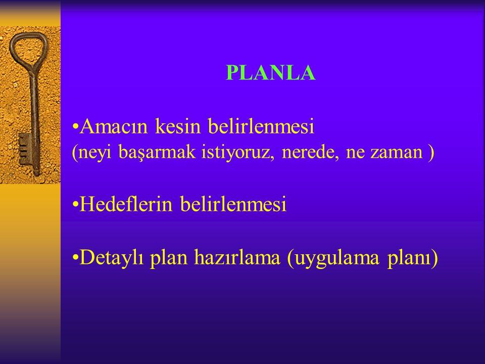 PUKÖ DÖNGÜSÜ (Planla – Uygula – Kontrol Et – Önlem Al) PUKÖ adım - adım plan yaparak sonuca ulaşmakta kullanılan sistematik bir yaklaşımdır. PUKÖ Plan