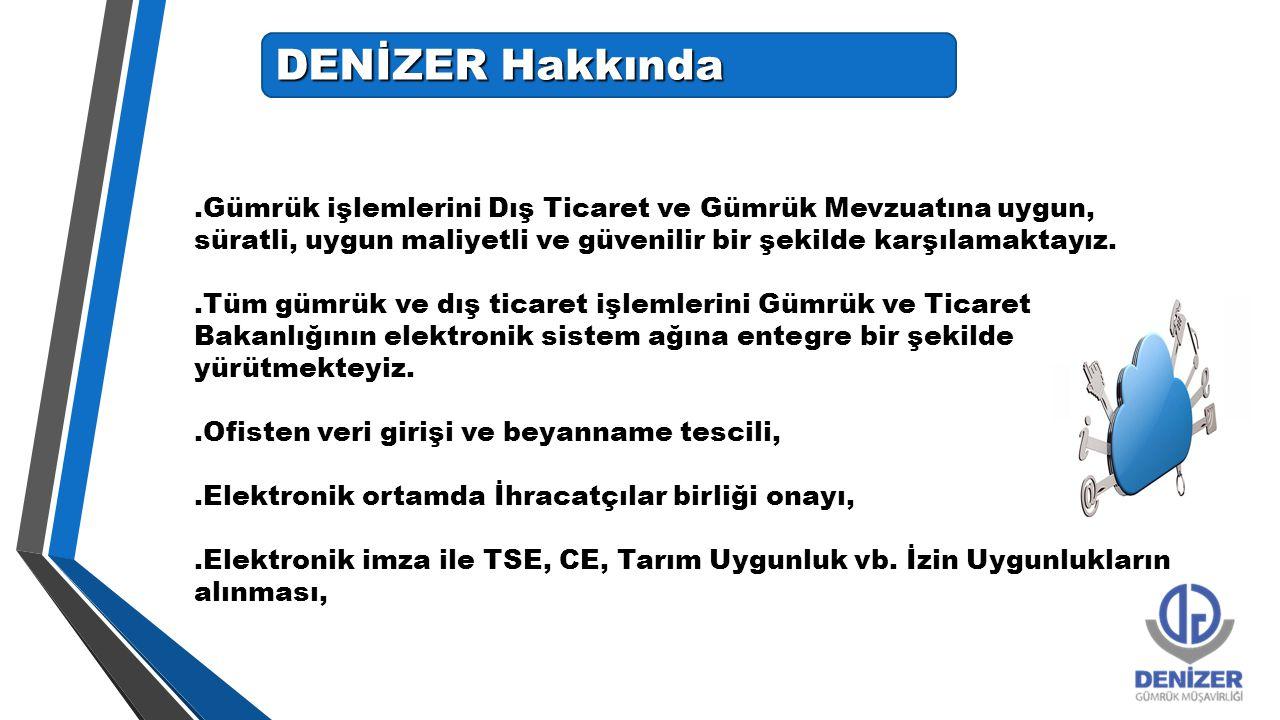 Dış Ticaret ve Gümrük Mevzuatı.Avrupa Birliği Gümrük Birliği Anlaşması, EFTA, Serbest Ticaret Antlaşmaları, 4458 Sayılı Gümrük Kanunu, Ürünlere İlişkin Teknik Mevzuatın Hazırlanması ve Uygulanmasına Dair Kanun, 5607 Sayılı Kaçakçılıkla mücadele Kanunu, Türk Parasını Kıymetini Korunma Hakkında Kanun, Dış Ticaretin Düzenlenmesi Hakkında Kanun, KDV Kanunu, ÖTV Kanunu, 6183 Sayılı Kanun, İthalatta Haksız Rekabetin Önlenmesi Hakkında Kanunun, Kabahatler Kanunu ve bu kanunlara bağlı düzenlenen Bakanlar Kurulu Kararları, Yönetmelikler, Tebliğler ve Genelgeler ile tasarruflu yazılar, Gümrük Tarife Cetveli, Gümrük Tarife Cetveli İzahnamesi, ve Fikri ve Sınai Hakları Mevzuatı, Gümrük ve Dış Ticaret Mevzuatının ana başlıklarını oluşturmaktadır.