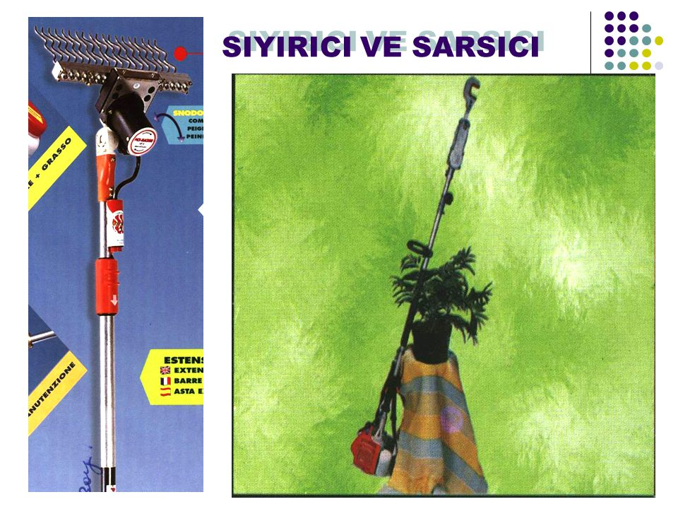 SIYIRICI VE SARSICI
