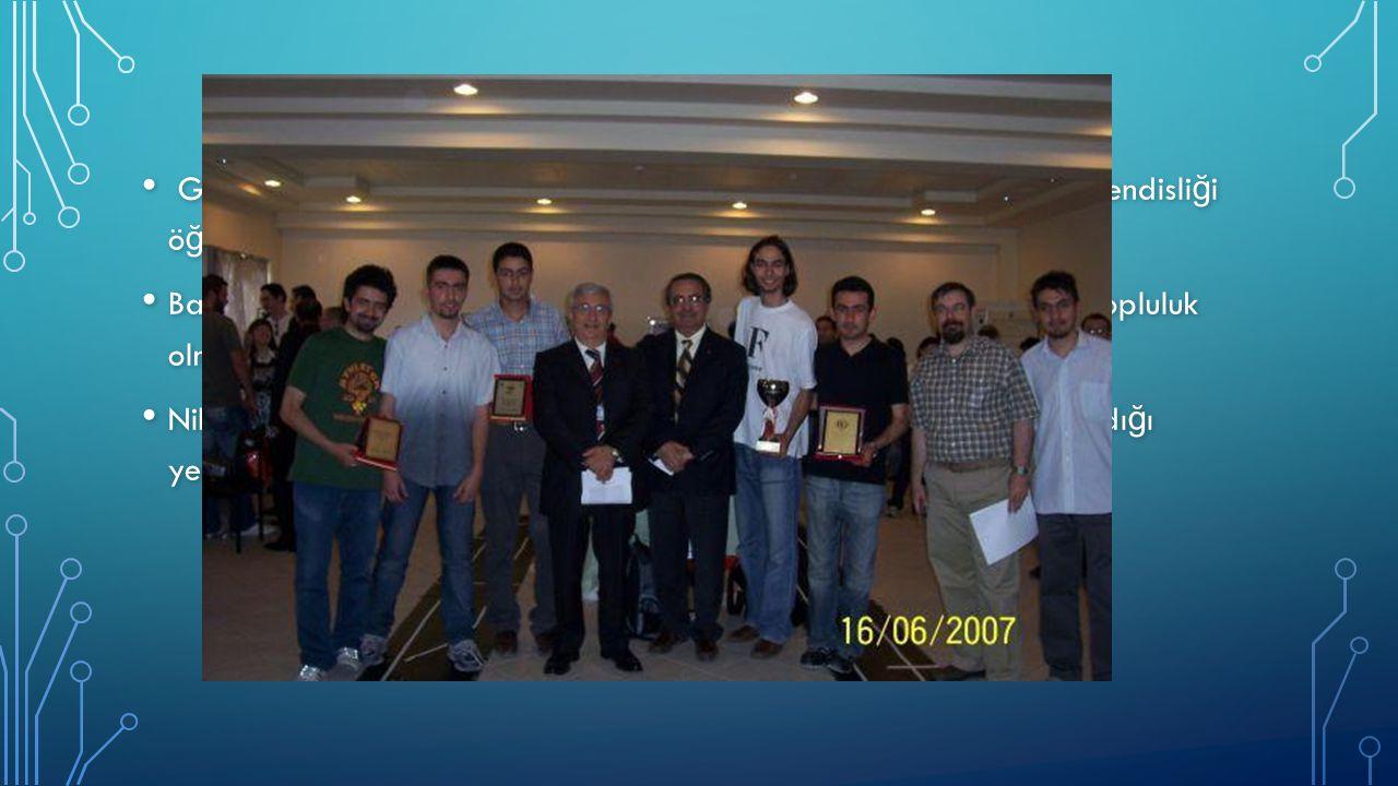 2005 yılında toplulu ğ umuz ilk defa bir yarışmaya katılmış ve ilk birincili ğ ini almıştır.