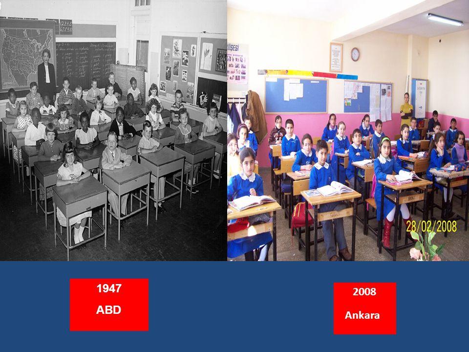 1947 ABD 2008 Ankara