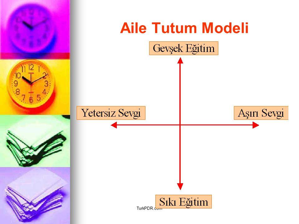 TurkPDR.com Aile Tutum Modeli