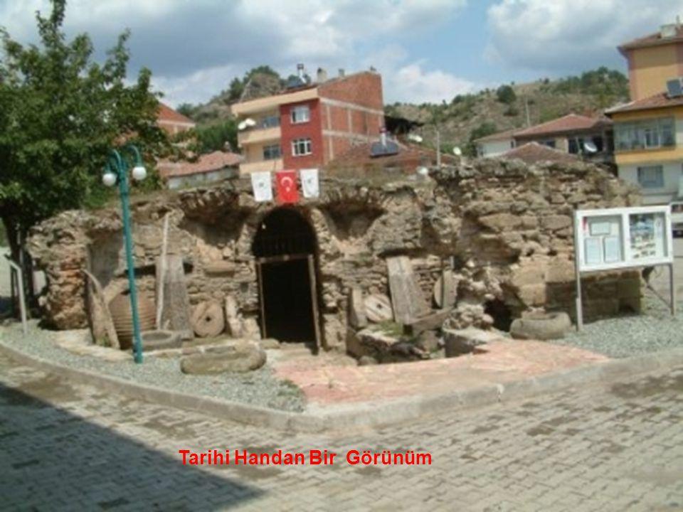 İlçemiz yerleşim yeri olarak Kızılırmak' ın bir kolu olan Gökırmak Vadisi üzerinde kurulmuştur.