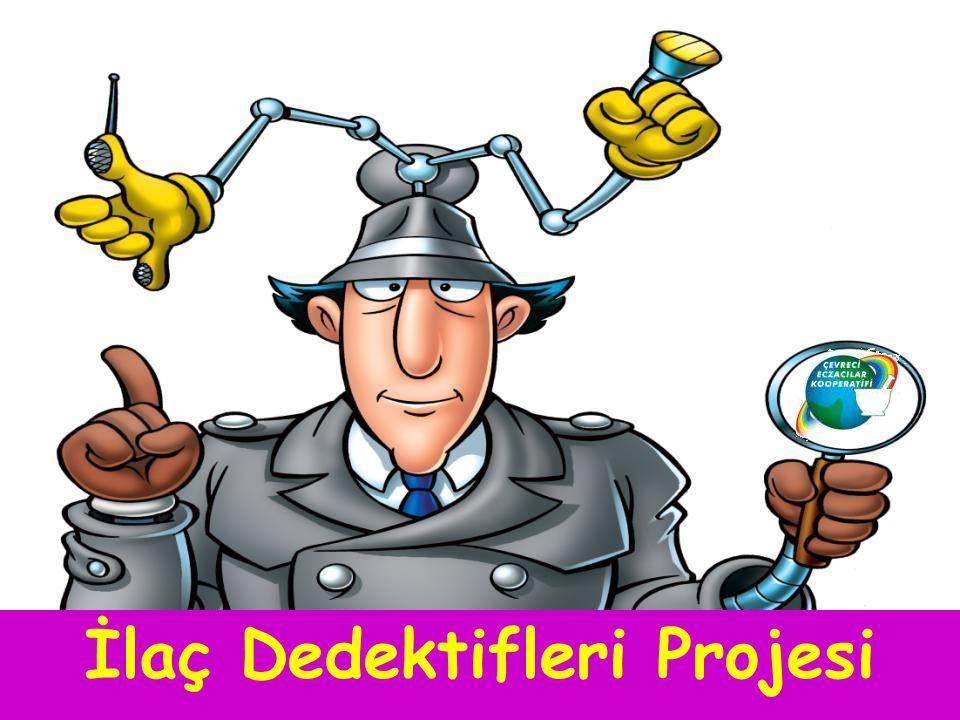 İlaç Dedektifleri Projesi