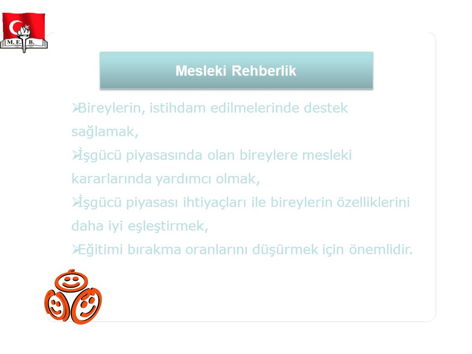 mbs.meb.gov.tr Hayat Boyu Mesleki Rehberlik.