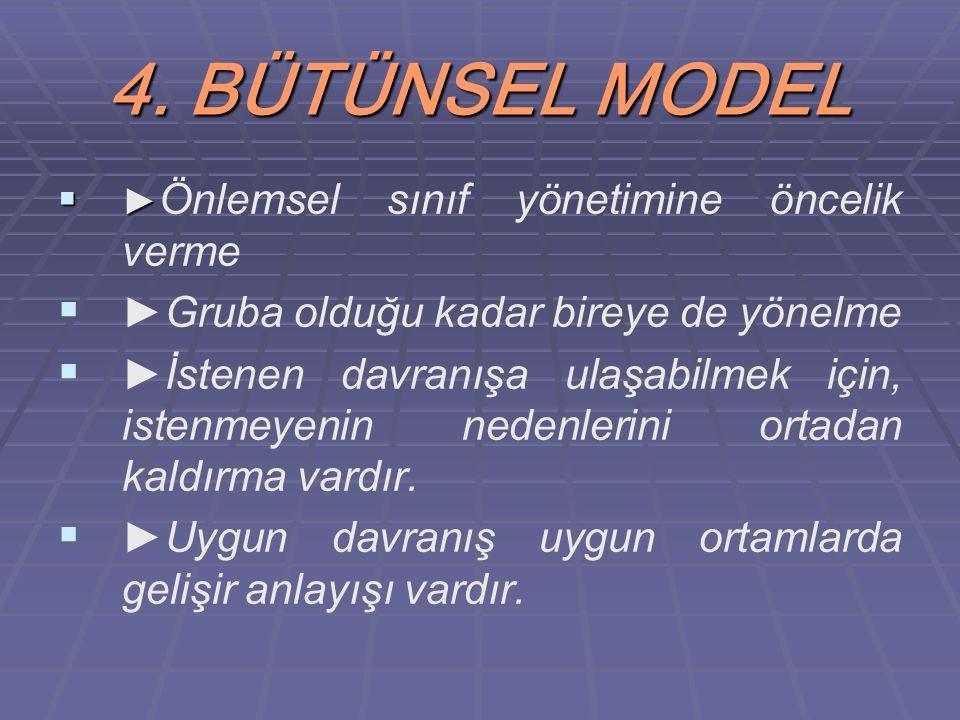  Tüm modellerin bir karışımıdır. Farklı davranışlara göre farklı modelleri kullanmayı esas alır.