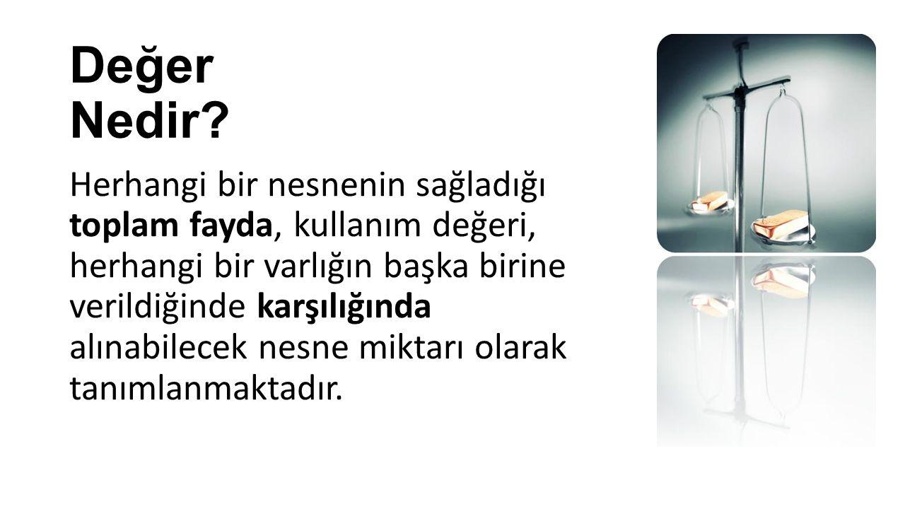 KAYNAKLAR AKYÜZ Dr.Mufit ve ERTEL Dr. Nesrin, Ansiklopedik Ekonomi Sözlüğü, Dünya Yayınları, 3.