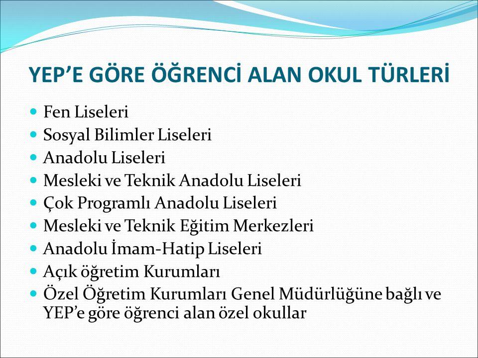 NAKİL TERCİHLERİ NASIL YAPILACAK.