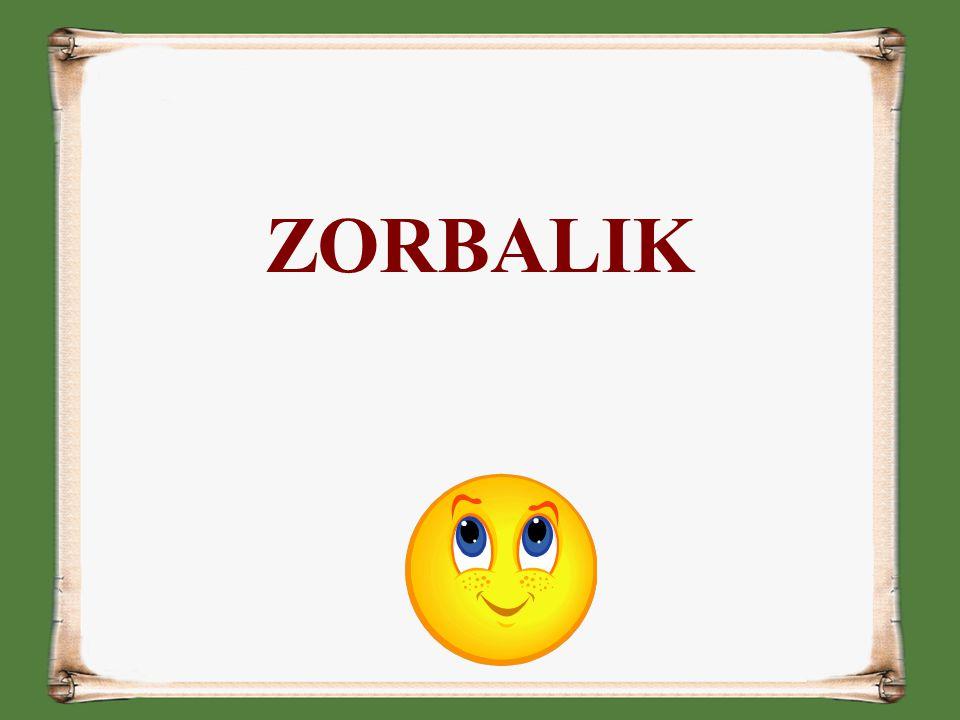 ZORBALIK