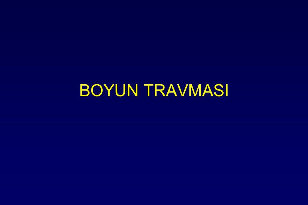BOYUN TRAVMASI
