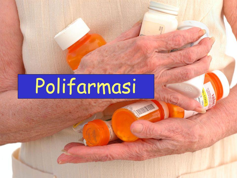 Polifarmasi & Zararları 1.ilaç yan etkileri 2.