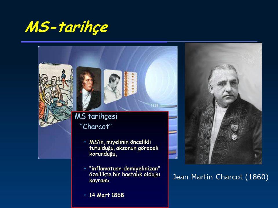 MS-tarihçe Jean Martin Charcot (1860)