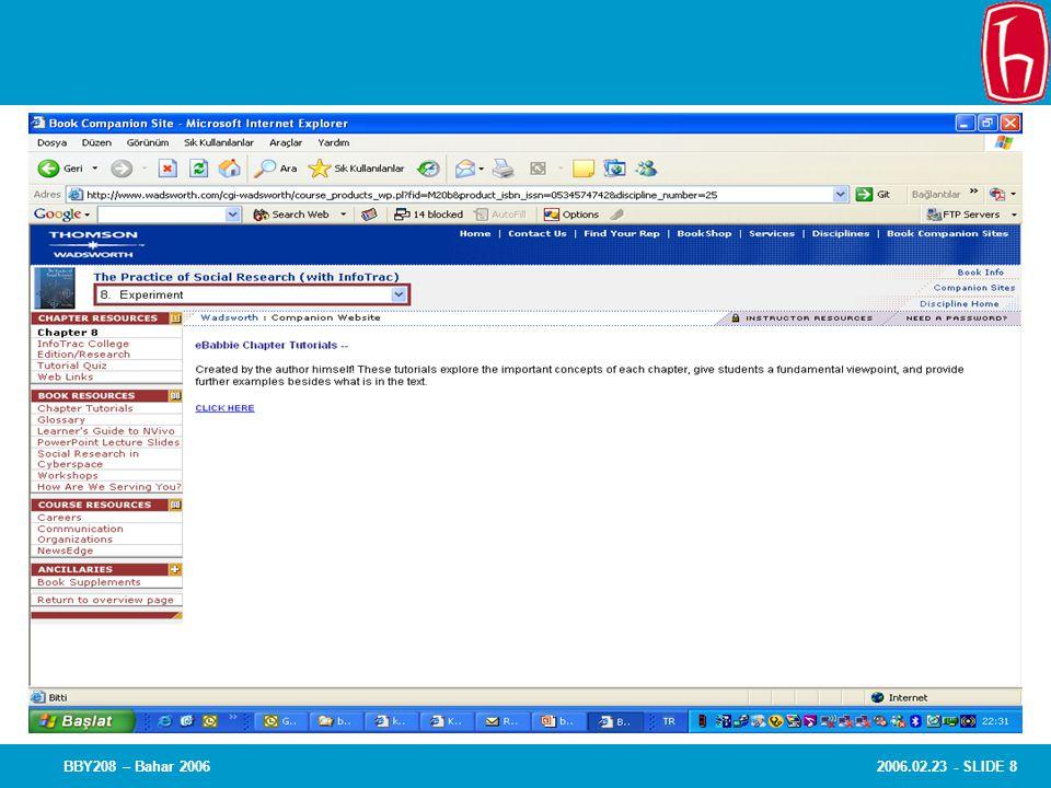 2006.02.23 - SLIDE 8BBY208 – Bahar 2006