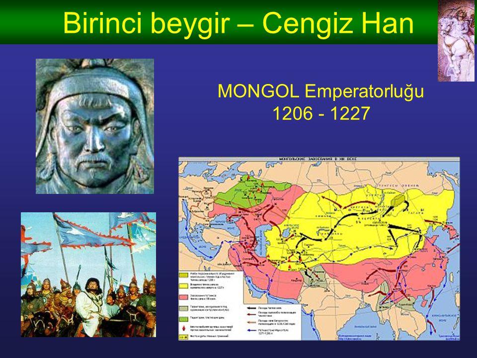 Birinci beygir - Muhammed MÜSLÜMAN Emperatorluğu 622 - 750