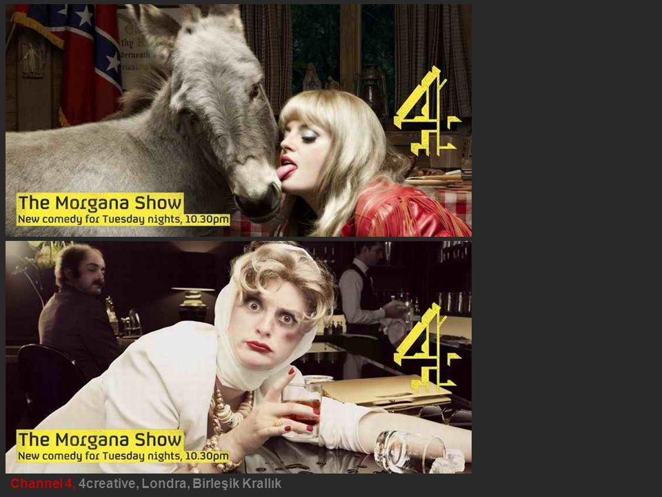 Channel 4, 4creative, Londra, Birleşik Krallık